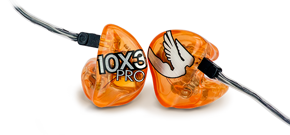 JH Audio 10X3 Pro Custom In-Ear Monitor