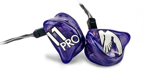 JH Audio 11 Pro Custom In-Ear Monitor