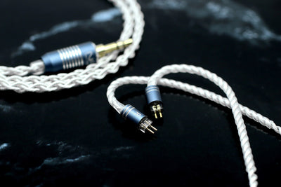 Lune Series MKV Premium Upgrade Cable for Headphone/IEM