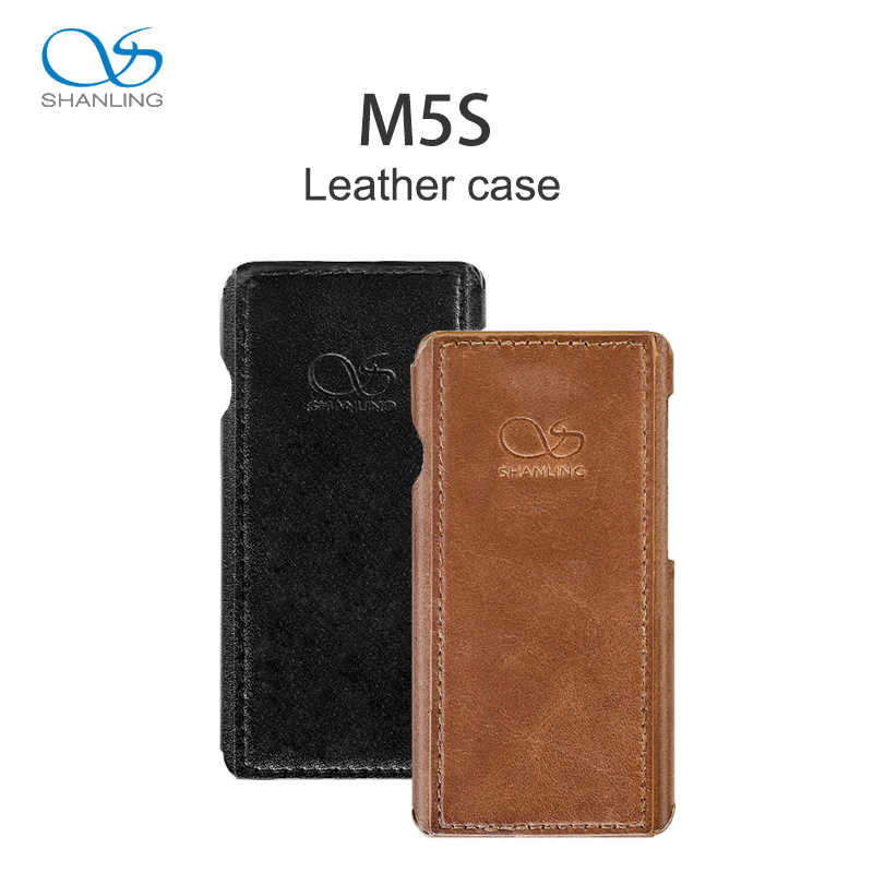 Shanling M5s Leather Case