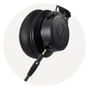 Audio Technica ATH-M60X Black Professional Monitor Headphones [Promo ends 31st July 2020]