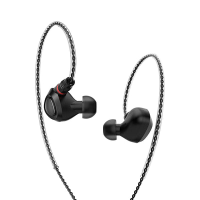 Shanling ME100 Nanocomposite Dynamic Driver In-Ear Headphones