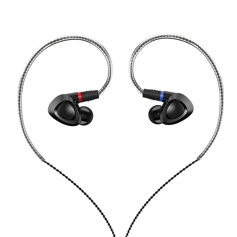 [In Stock] Shanling ME100 Nanocomposite Dynamic Driver In-Ear Headphones