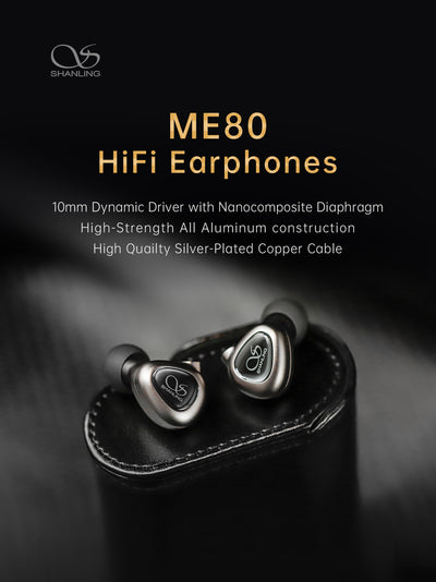 Shanling ME80 & Shanling MW200 Bluetooth Bundle