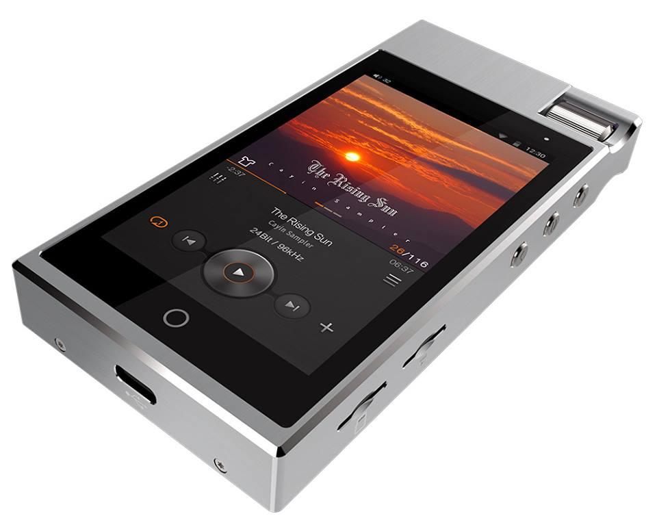 Cayin N5iiS Master Digital Audio Player