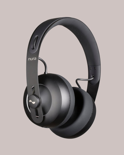 Nuraphone — Wireless Bluetooth Over Ear Headphones with Earbuds