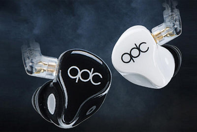 QDC 5SH Universal In-Ear Monitor