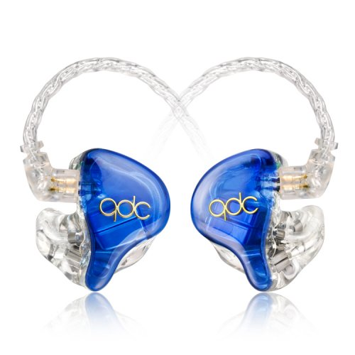 QDC 3CH Triple Driver Custom In-Ear Monitor