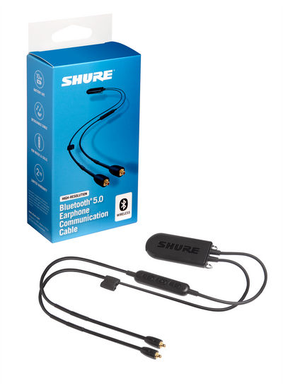 [COMBO] MMCX to FitEar Connector + Shure RMCE-BT2