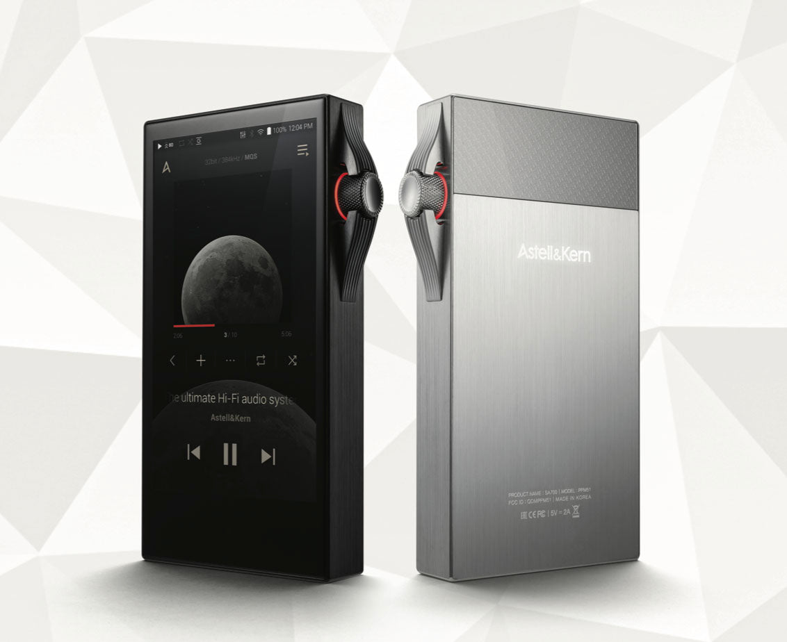 [Pre-Order] Astell & Kern SA700 Digital Audio Player