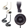 Grado SR125e Prestige Series Headphone + Shure SE215 Sound Isolating Earphones