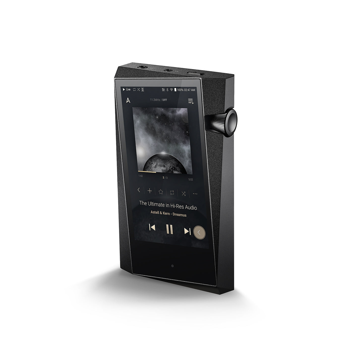 Astell & Kern A&Norma SR25 Limited Edition Onyx Black