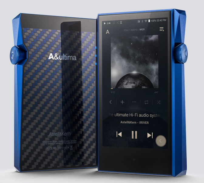 Astell & Kern A&Ultima AK SP1000M Digital Audio Player