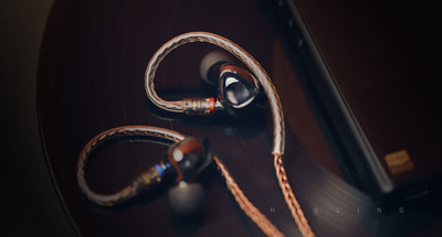 [Jaben Combo] Shanling ME500 Triple Driver Hybrid IEM + Shanling UP2 Bluetooth DAC/AMP