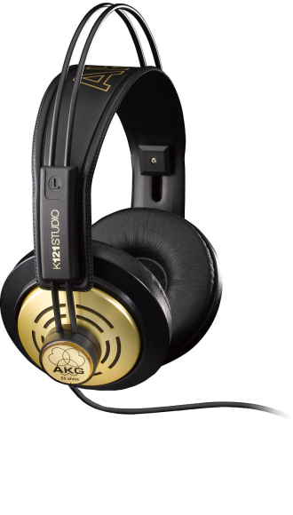 AKG K121 Studio High-Performance Studio Headphones