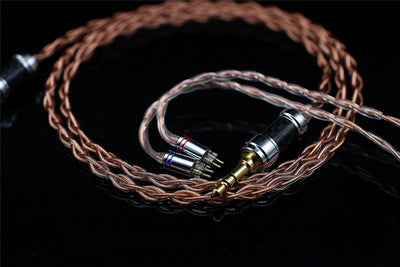 Tiburon UP-OCC Cryo Copper Headphone/IEM Cable