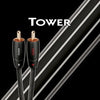 AudioQuest Tower 3.5mm to RCA Cable 1.5m