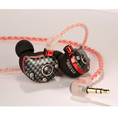 Stealth Sonics U2 Universal Dual Driver In-Ear Monitor