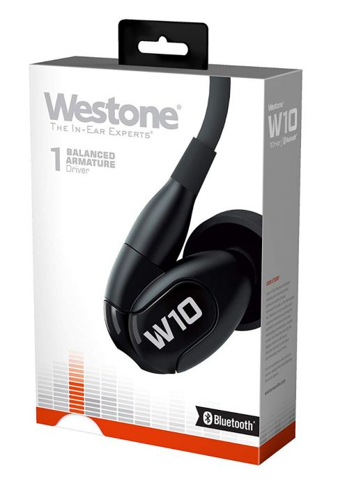 Westone W10 with Bluetooth Cable Single Balanced-Amartuer Driver