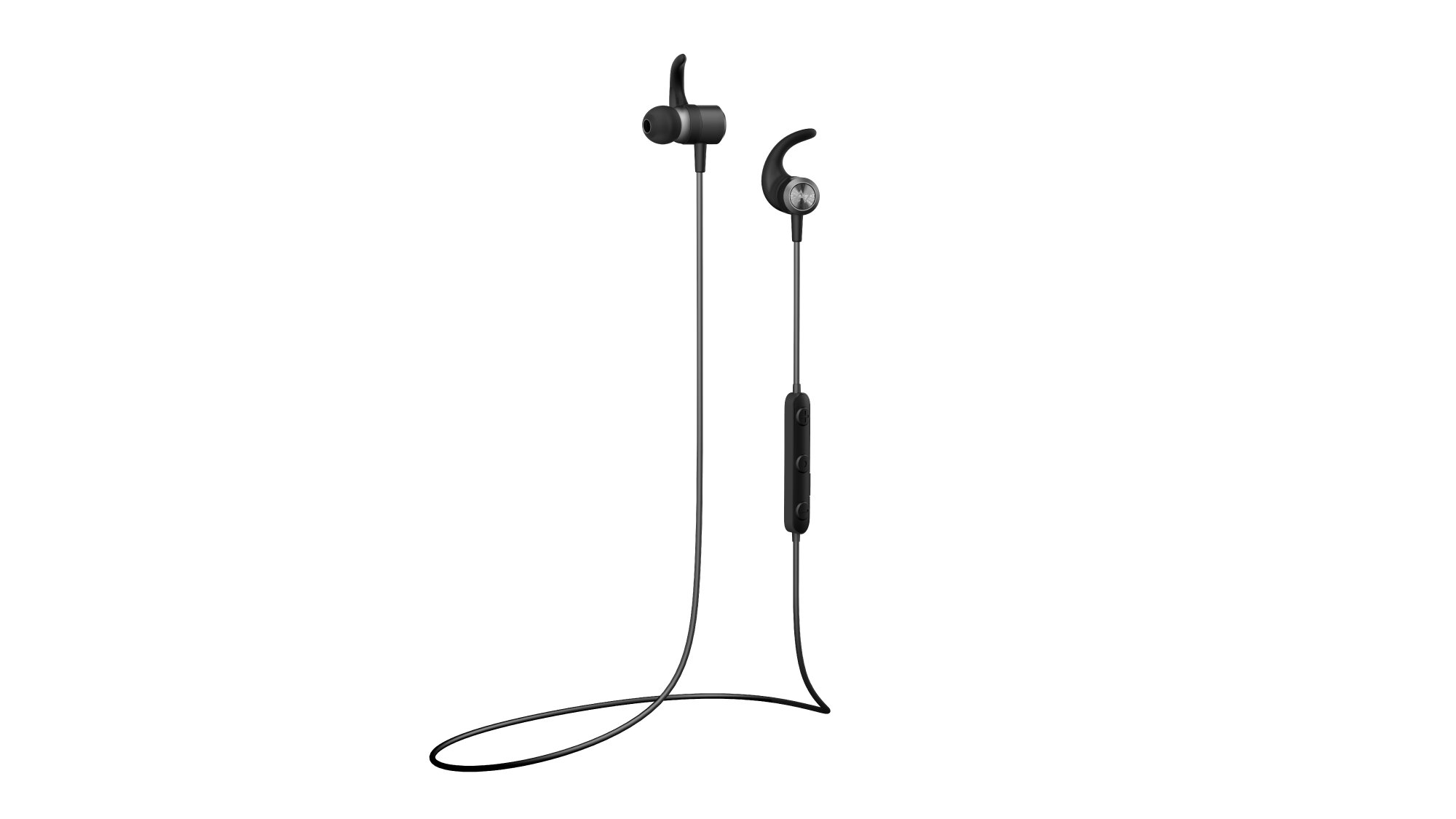 Aviot WE-D01c Bluetooth In-Ear Headphone Black