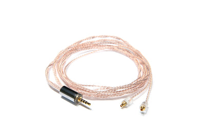OE Audio 2 Dual OFC High Fidelity Earphone Cable
