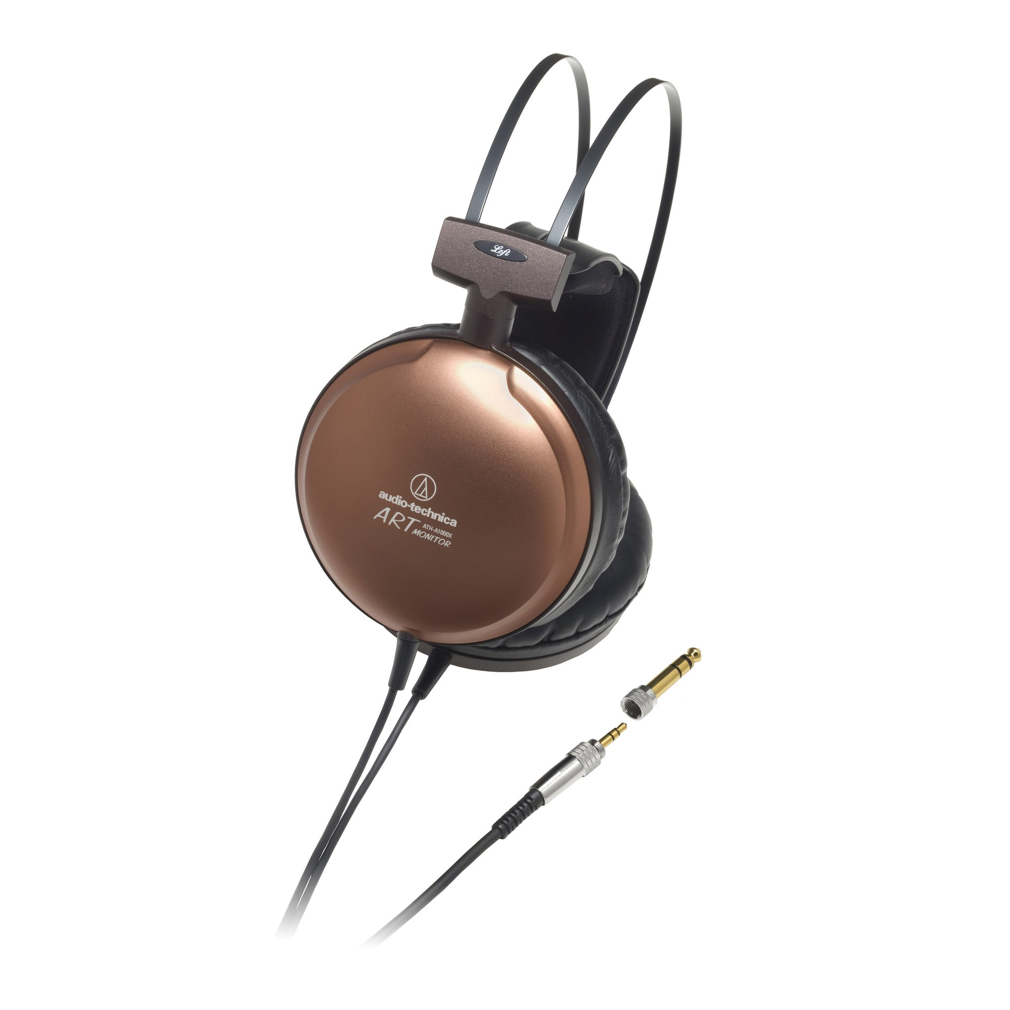 Audio Technica ATH-A1000x Audiophile Closed-Back Dynamic Headphone