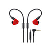 Audio-Technica ATH-LS50iS In-Ear Headphones IEMs with In-line Mic & Control