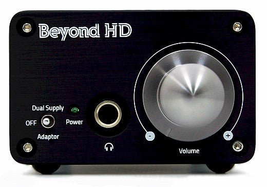 Firestone Audio Beyond HD Class A Headphone Amplifier + Supplier HD Power Supply Unit
