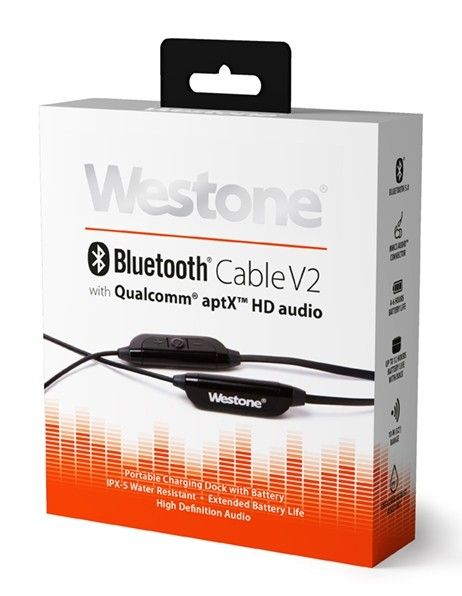 Westone Bluetooth Cable Version 2