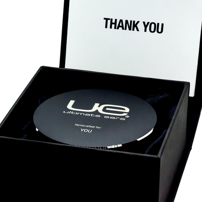 Ultimate Ears UE Reference Remastered Custom In-ear Monitors