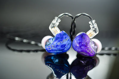 QDC Uranus Bluetooth Hybrid Universal In-Ear Monitor