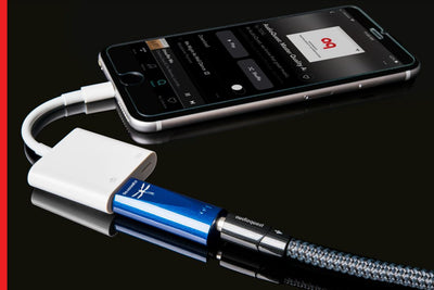 Audioquest Dragonfly Cobalt (USB DAC + Preamp + Headphone Amp)