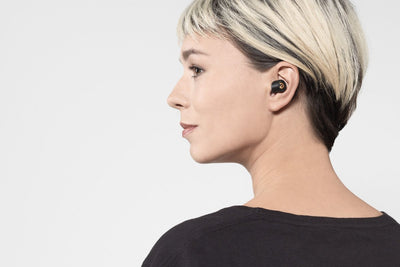 Earin True Wireless Earbud In-Ear Black