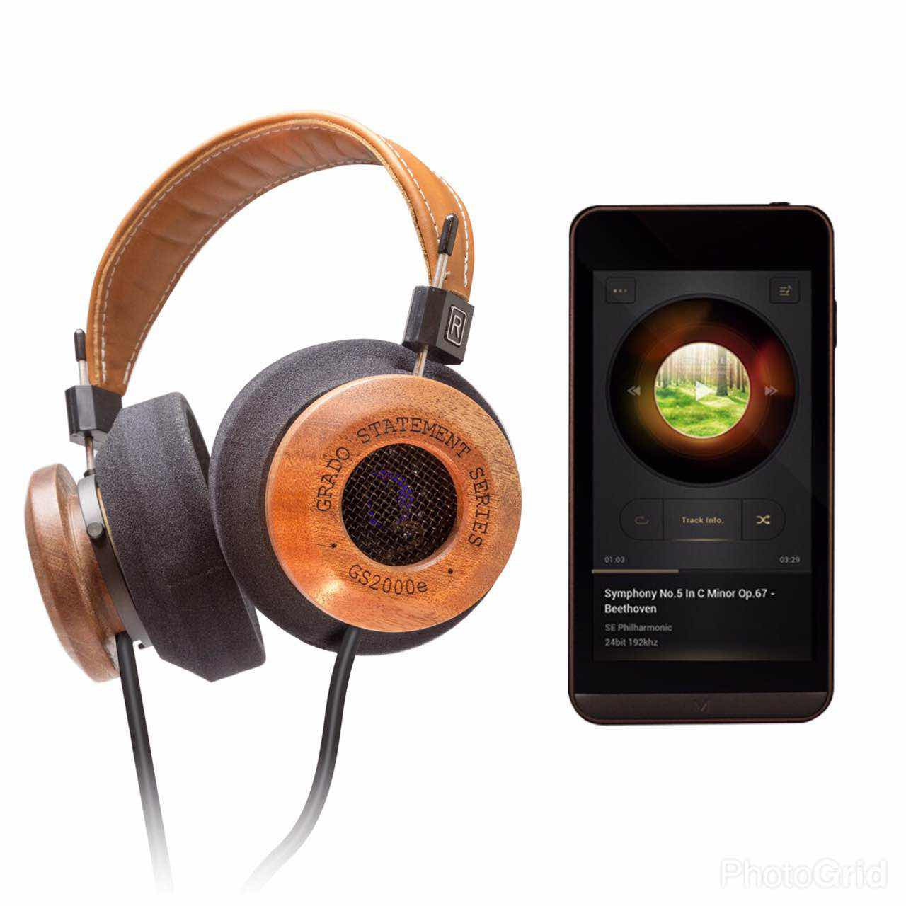 [Jaben Combo] Grado Labs Statement Series GS2000e with FREE Calyx M