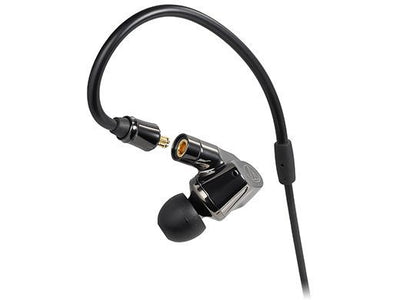 Audio Technica ATH-IEX1 In-Ear Hybrid Earphones