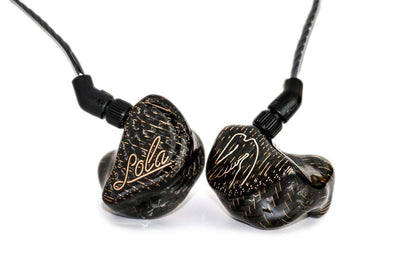 JH Audio Lola Hybrid Custom In-Ear Monitors