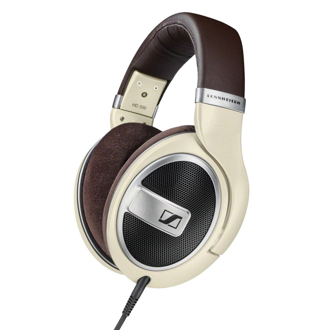 Sennheiser HD 599 High End Headphones Around Ear