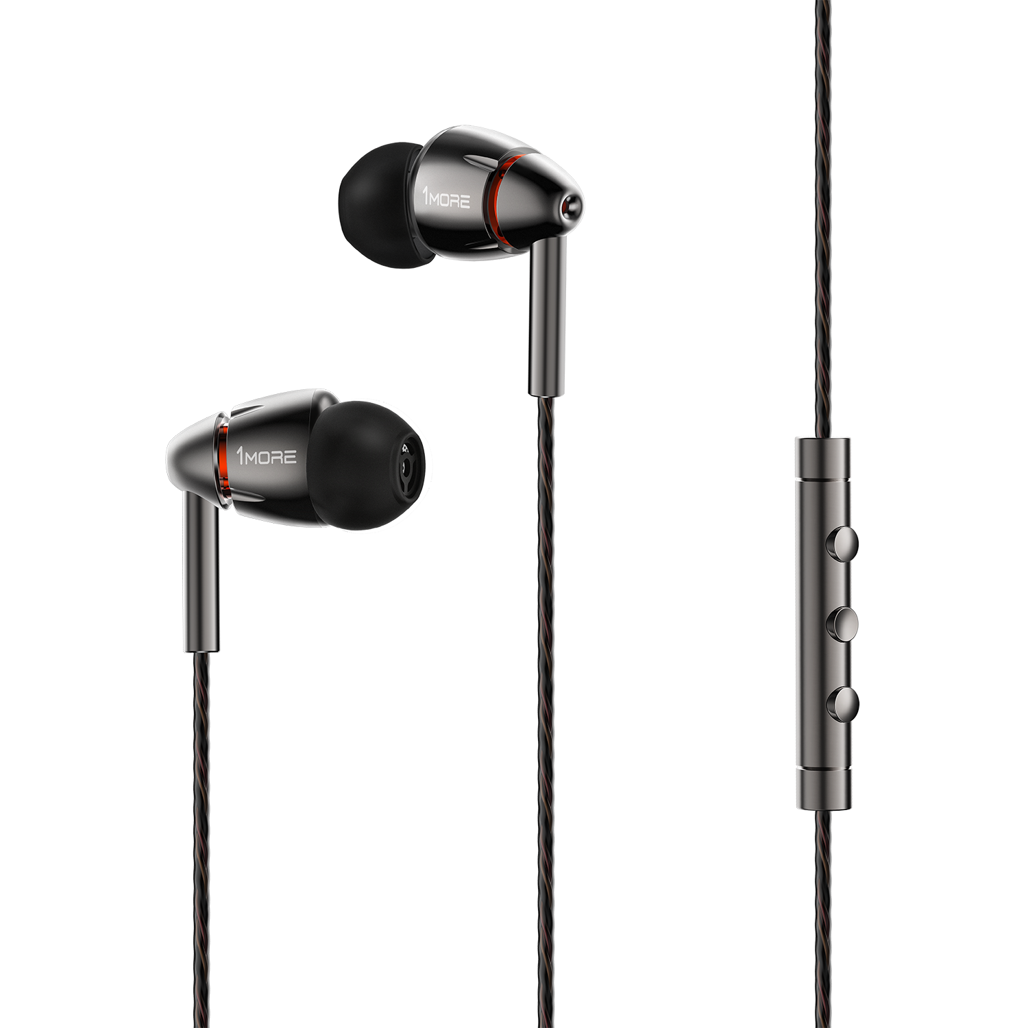 1MORE Quad Driver In Ear Headphones