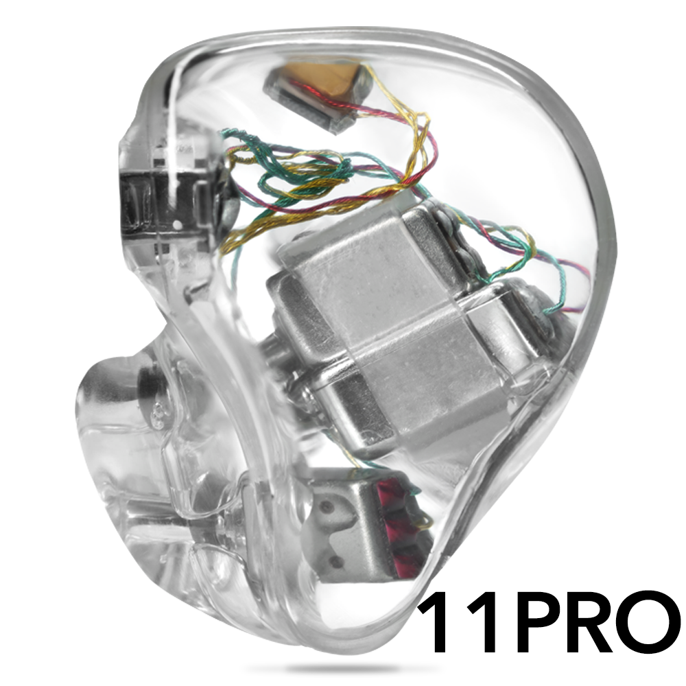 Ultimate Ears UE 11 Pro Custom In-ear Monitors