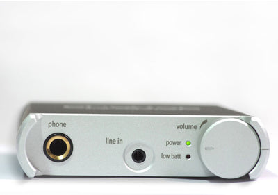 Phatlab Phat Sassy Hybrid Single-ended Triode Portable Headphone Amplifier