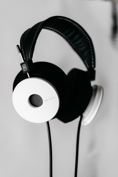 Grado White Limited Edition Model