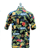 Shelby GT 350 GT 500 Hawaiian Camp Shirt