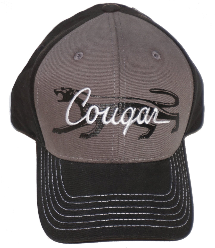 Cougar by mercury two tone hat