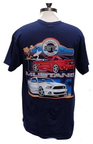 Ford Mustang California Special GT/CS shirt