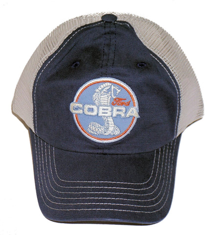 Ford Cobra mesh back hat