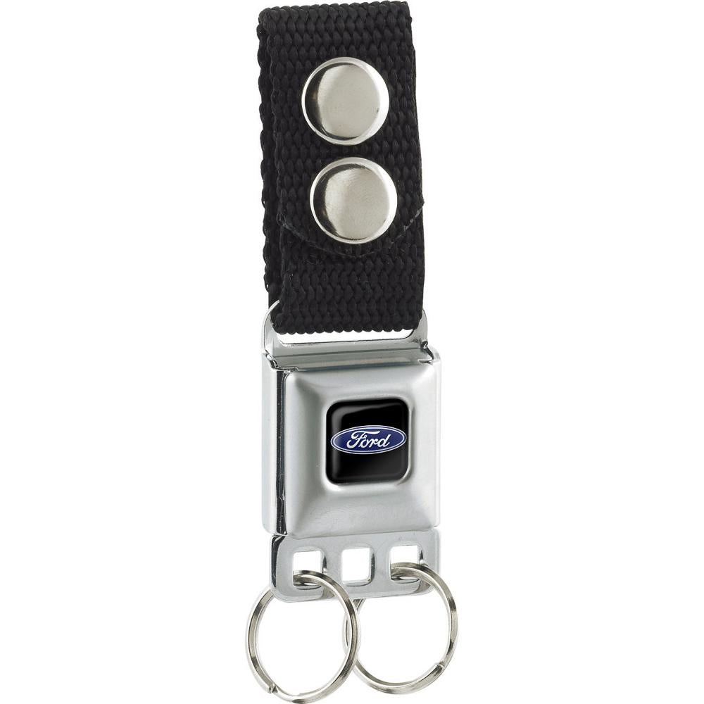 Ford seat belt keychain