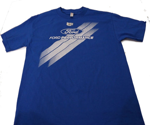 Ford performance strip t shirt