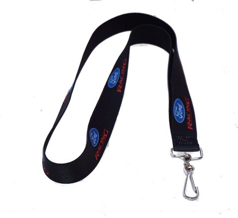 Ford Racing Lanyard