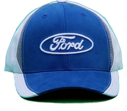 Ford tri color hat