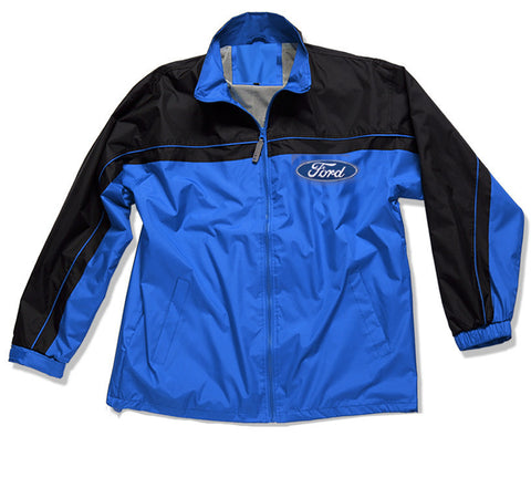 Ford 2 tone unlined windbreaker